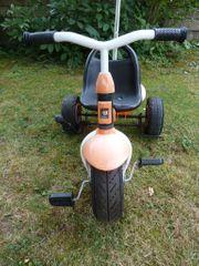 Dreirad Kettler mit höhenverstellbarem Rahmen -