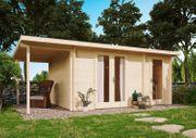 Gartenhaus Modell Carin 44 C