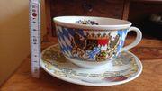 König Ludwig königlich bayerische Kaffeetasse