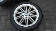 Original BMW M Felgen Doppelspeiche