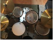 Hybrid-Schlagzeug