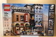 Lego Creator Detektiv Büro