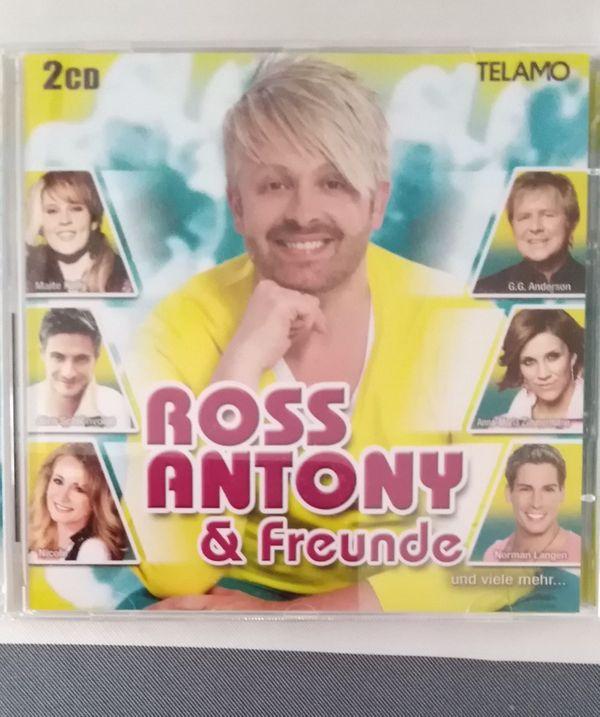 Doppel CD 2 CDs Ross