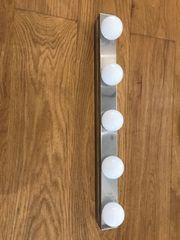 Ikea Lampe für Spiegel wie
