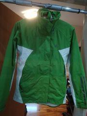Adidas Damenjacke Gr 36 grün