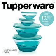 Eleganzia Schüssel Set 4 Tupperware