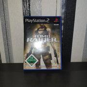 Tomb Raider Underworld PS2 Leerhülle