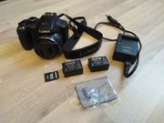 Panasonic Lumix DMC-FZ150 Kamera 2