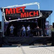 Bühne Stagemobil Trailerbühne Bühnenanhänger 6x8m