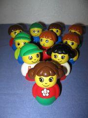 Lego Primo 10 Figuren