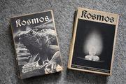 Frühe Kosmos-Naturführer Heftesammlung Jahrgänge 1939-1941
