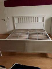 Doppelbett Hemnes Ikea 180 x