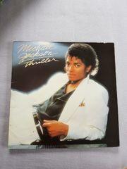 Michael Jackson Thriller Schallplatte