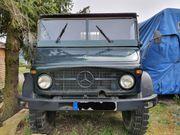 Unimog 404s Cabrio Bj 71