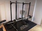 Trainingsgeräte für Kraftsport Powerack Rückenstrecker