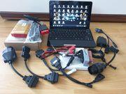KFZ Laptop mit Software FULL