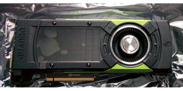 Nvidia Quadro M6000 12GB GDDR5