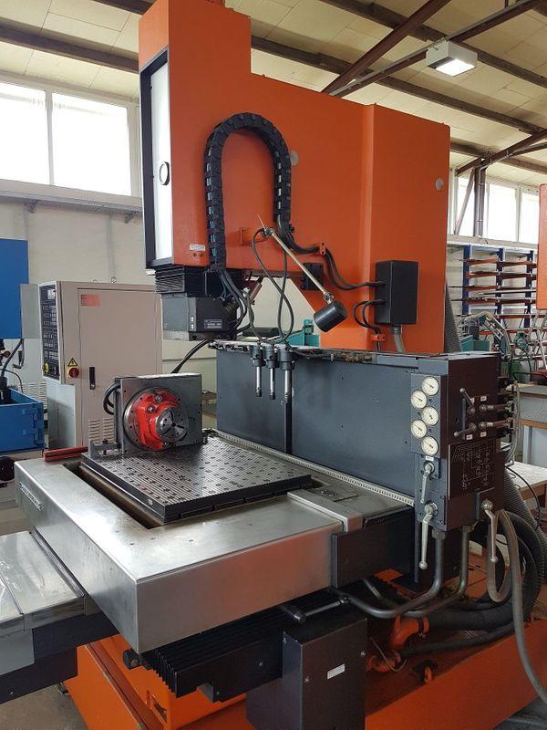 CNC Senkeordiermaschine AEG Elotherm