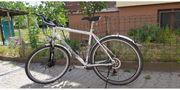 Mountainbike mit Fahrradpass