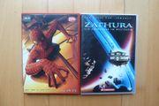 DVD Spider man und Zathura