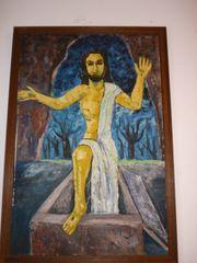 Gemälde Jesusbild
