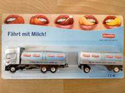 Werbetruck Mini-Truck Molkerei EHRMANN Milchwagen
