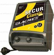 LACME Weidezaun-Netzgerät SECUR CLASSIC HTE