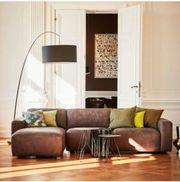 IKARUS Clifden 3-Sitzer Sofa Vintage