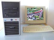 Desktop-PC MAXDATA betriebsbereit ohne Schäden