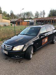 verkaufe Mercedes 350 c