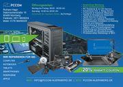 PCCOM - PC Notebook Reparatur PC-Hilfe