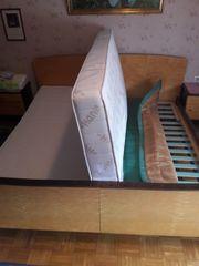 Doppelbett 190 x 180