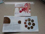 5 x Euromünzsätze aus Luxembourg