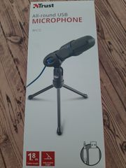 Trust Microphone All-round USB neu