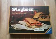 Playboss Spiel Sammlerstück 1977