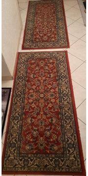 2x Teppiche in einem sehr