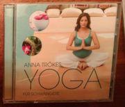 YOGA für Schwangere Anna Trökes