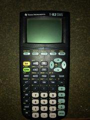 Taschenrechner TI 82 stats