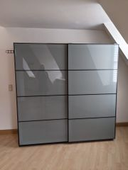 IKEA Pax Schwarz