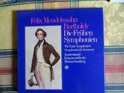 Die Frühen Symphonien - Felix Mendelssohn Bartholdy