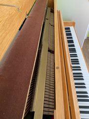 Klavier Rieger Kloss