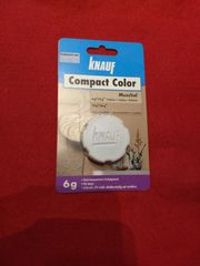 knauf Compact Color Muschel 6g
