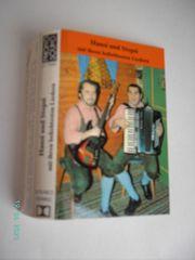 Musikcassette - Hansi und Stopsi