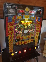 Spielautomat Merkur TURBO SUNNY