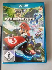 Wii Spiel U Mario Kart