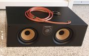 Bowers Wilkins Center HTM62 S2