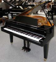 Flügel Klavier Yamaha A1 schwarz