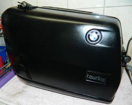 Bild 4 - BMW Touringkoffer K75-1100 Innentaschen Träger - Langenselbold