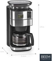 BEEM Fresh-Aroma Kaffeemaschine mit Mahlwerk