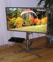 Standfuß höhenverstellbar - TV Ständer - Bodenständer -